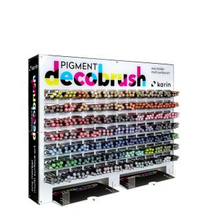 Karin pigment decobrush 84 színben