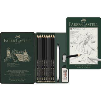 Faber-Castell Pitt Matt grafitceruza