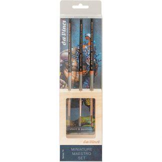 da Vinci Miniature Meastro, fadobozos készlet - 4066-76